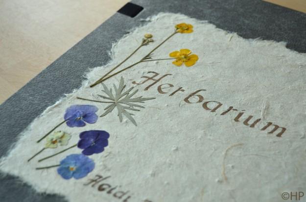 voorblad herbarium